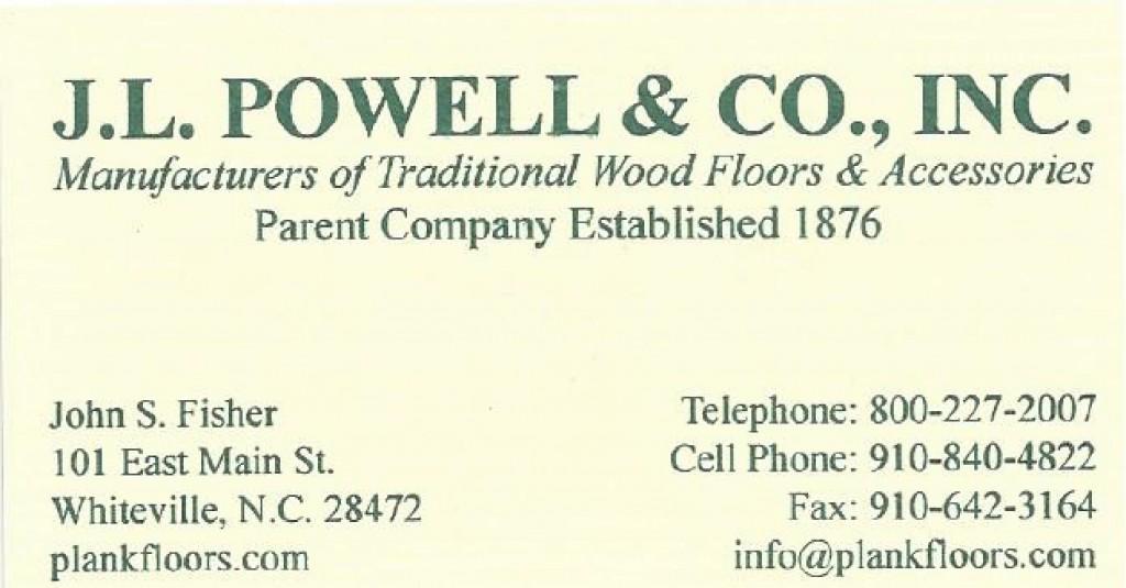 Powell Flooring