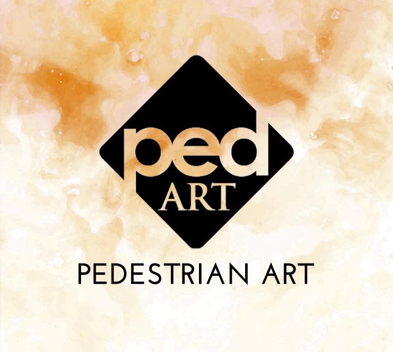 Pedestrian Art